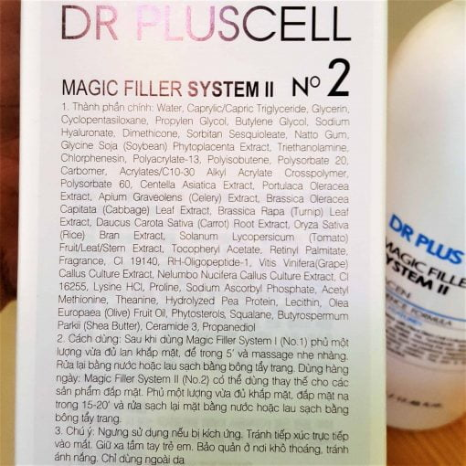 Kem Massage Dr Plus Cell Magic Filler System II