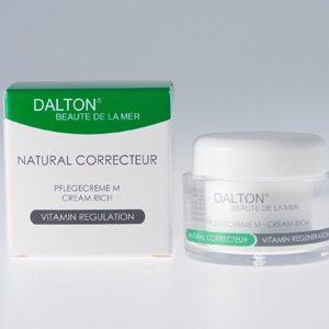 Kem dưỡng chăm sóc và làm lành sẹo DALTON - NATURAL CORRECTEUR CARE CREAM M