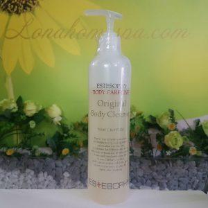 Estesophy Original Body Cleanser Gel làm sạch body