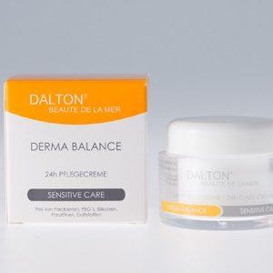 Kem dưỡng cho da nhạy cảm Dược mỹ phẩm Dalton Derma Balance 24h Care Cream
