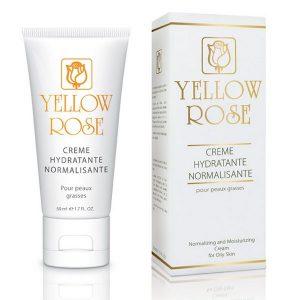 Kem dưỡng cho da nhờn mụn Yellow Rose - CREME HYDRATANTE NORMALISANTE