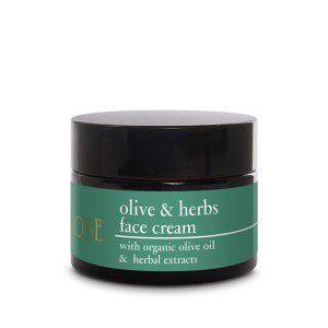 Kem dưỡng da giữ ẩm Yellow Rose từ Olive - OLIVE & HERBS FACE CREAM