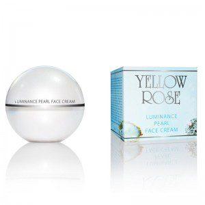Kem dưỡng trắng sáng da Yellow Rose từ Ngọc Trai - LUMINANCE PEARL FACE CREAM