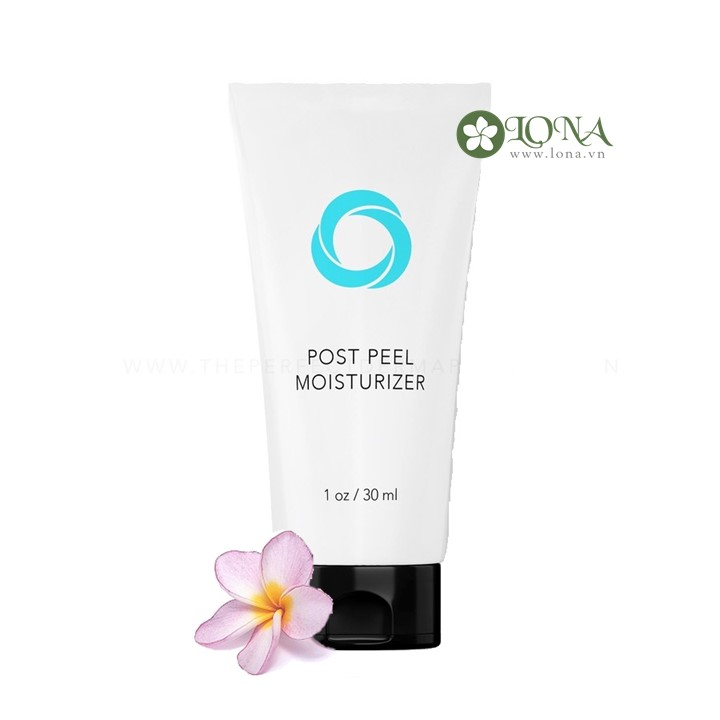 the perfect post peel moisturizer