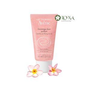 Kem Gentle Purifying Scrub Avène tẩy tế bào chết dịu nhẹ cho làn da nhạy cảm