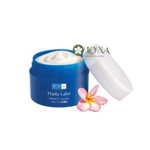 Kem Hadalabo Perfect White Arbutin Cream dưỡng trắng hoàn hảo