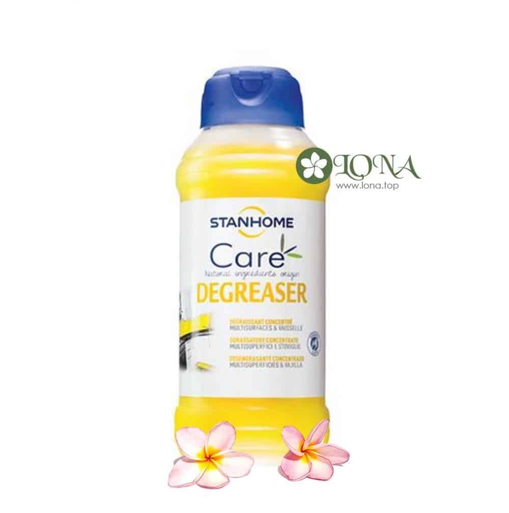 Nước rửa chén hữu cơ Degreaser Care Stanhome 750ml