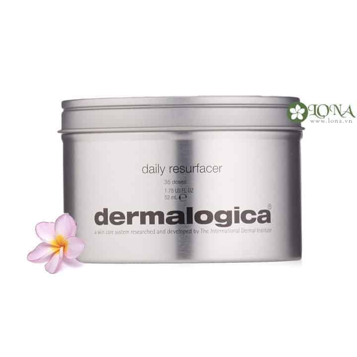 dermalogica-daily-resurfacer, tẩy tế bào chết daily resurfacer