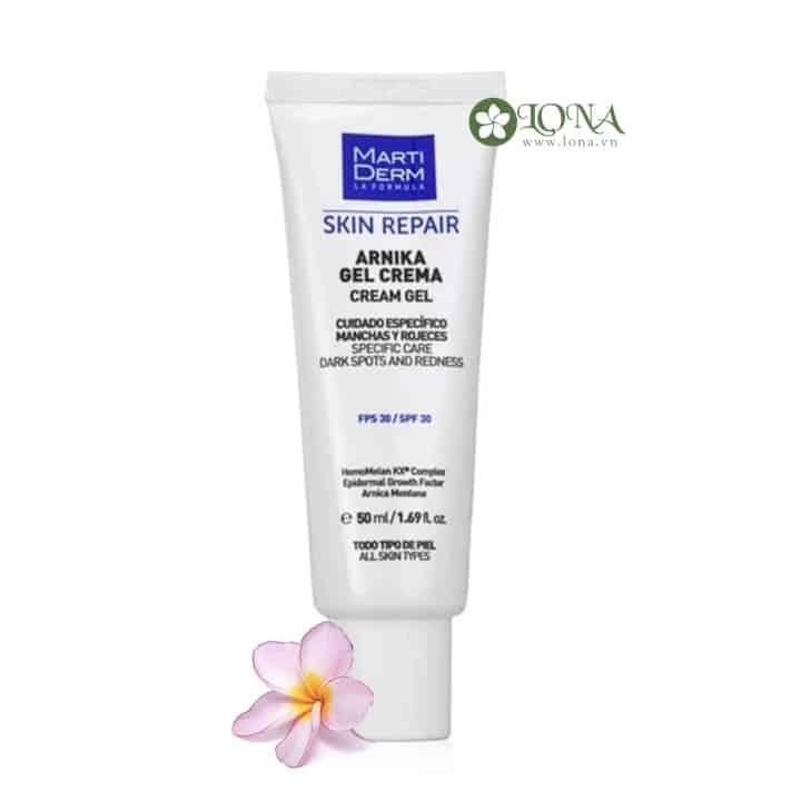 MartiDerm Skin Repair Arnika Gel Cream