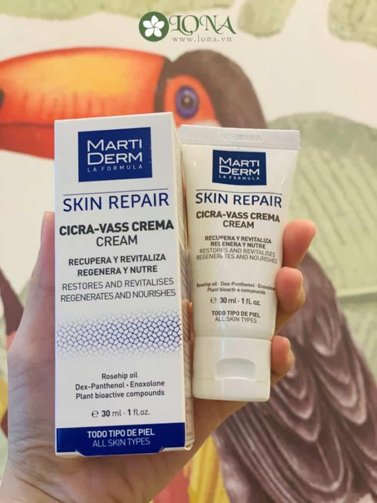 MartiDerm Skin Repair Cicra Vass Cream